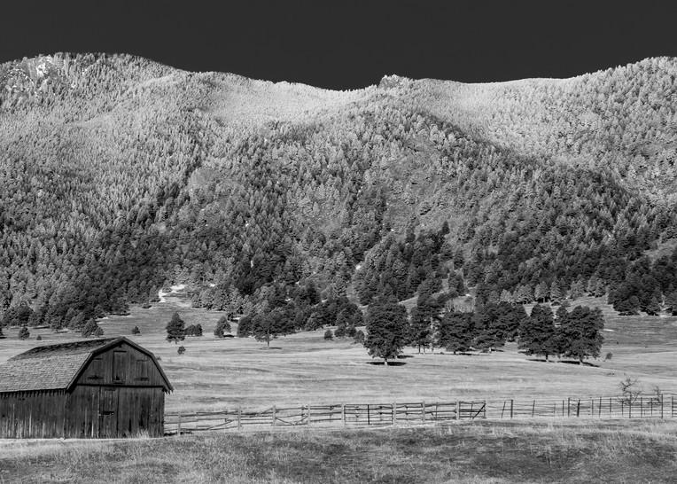 Frosty Colorado Morning Art | Kirk Fry Photography, LLC