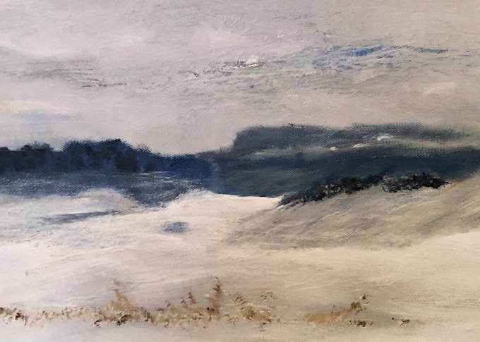 Mohonk Winter Art | Roost Studios, Inc.