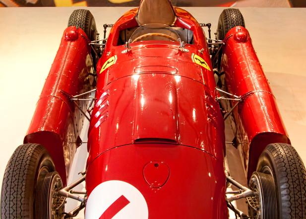 Ferrari F1 D50, Italy Art   Best of Show Gallery
