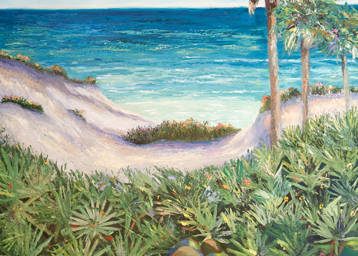 Our Florida Paradise  Art | Pamela Ramey Tatum Fine Art