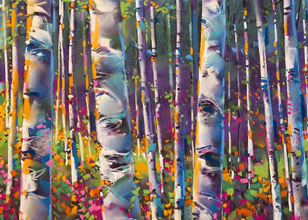 Aspen Highlands Summer Art | Michael Mckee Gallery Inc.