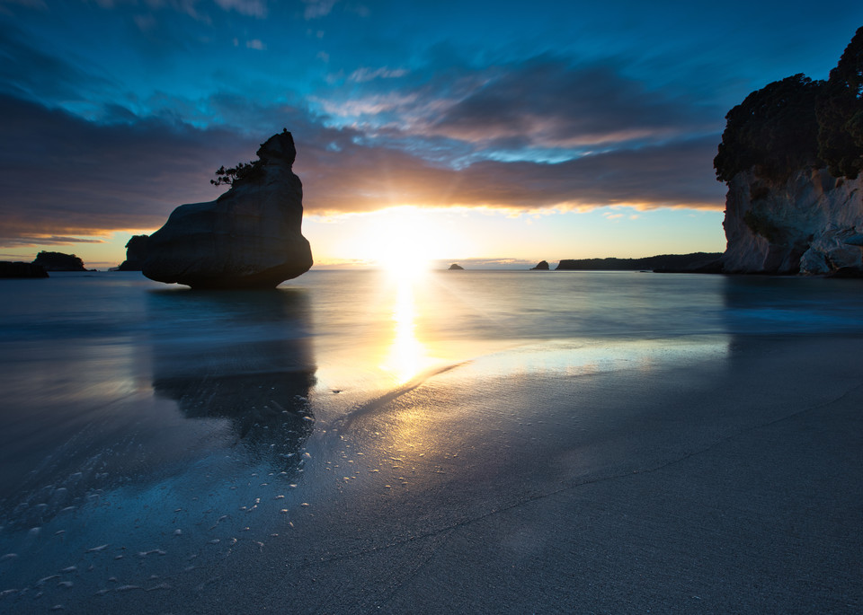 Sunrise At The Cathedral Art | Chad Wanstreet Inc