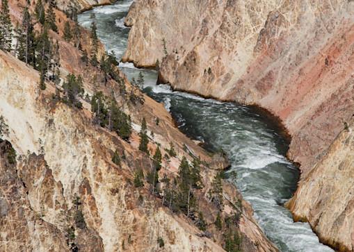 Yellowstone Grand Canyon Art | Chad Wanstreet Inc