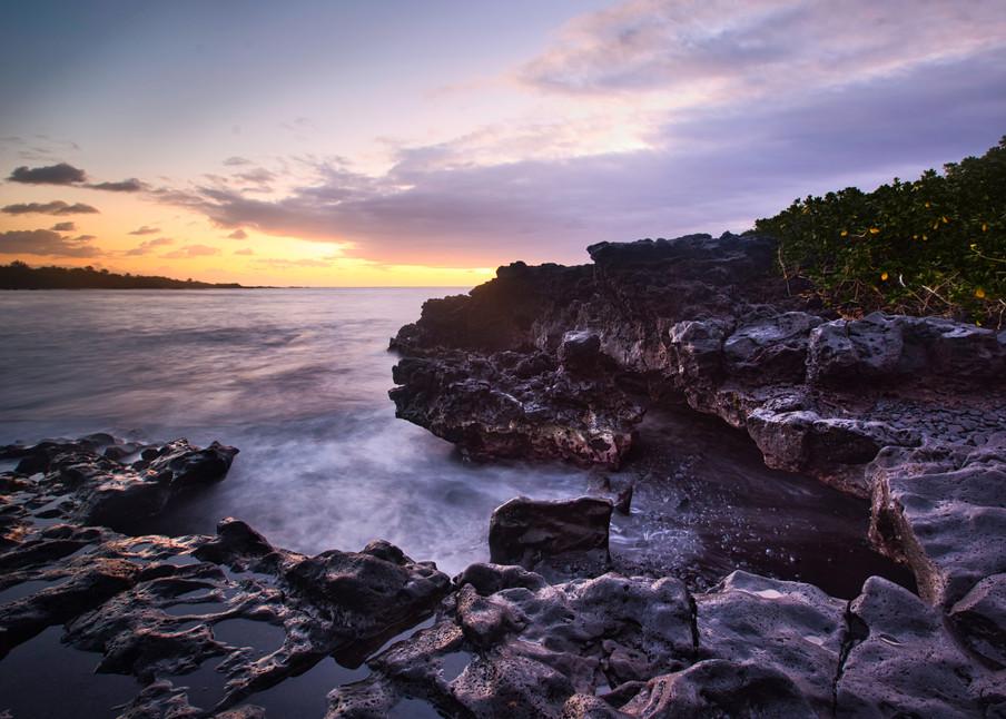 Sunrise In Hana Art | Chad Wanstreet Inc