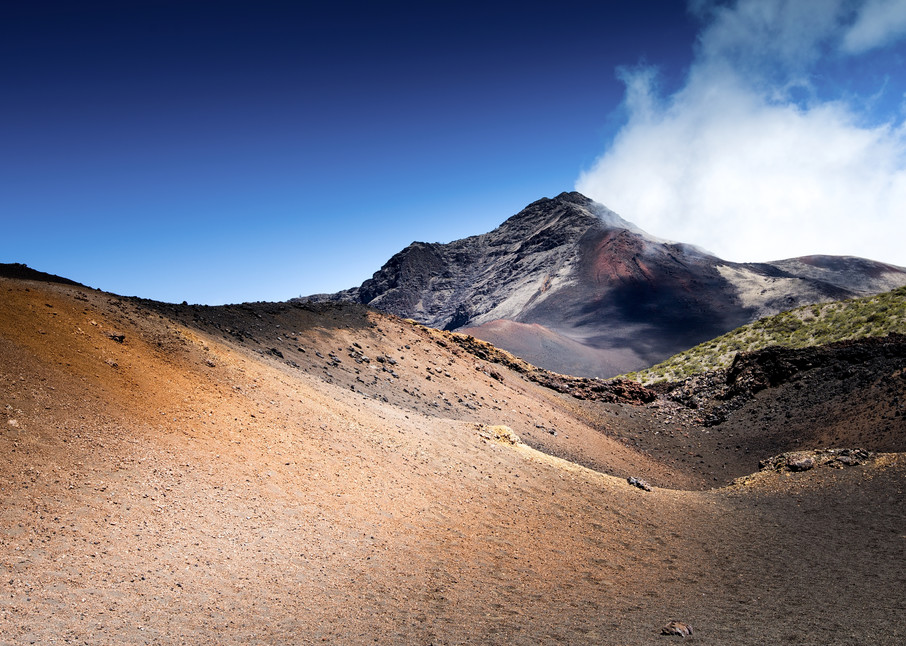 Clouds Rolling In Haleakala Art | Chad Wanstreet Inc