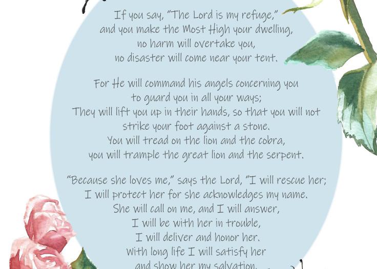 Psalms 91 | For Mom
