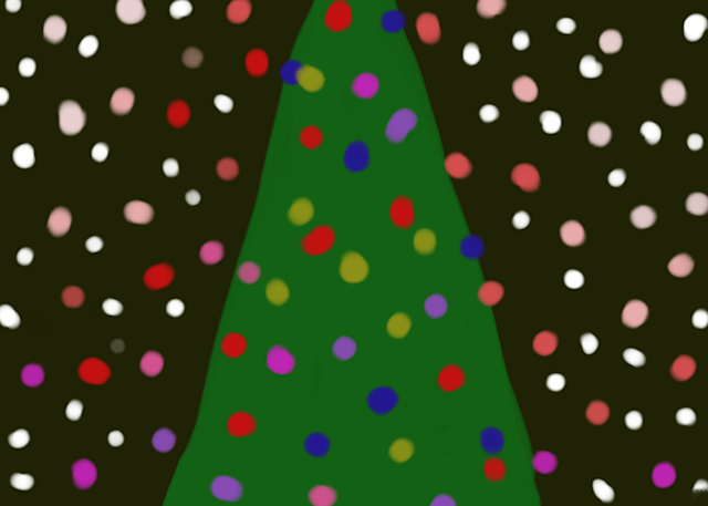 Christmastime Art   stephengerstman
