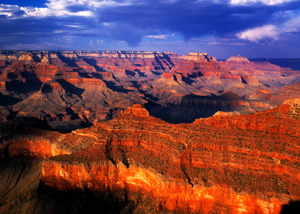 Grand Canyon Sunset Az Photography Art   vitopalmisano
