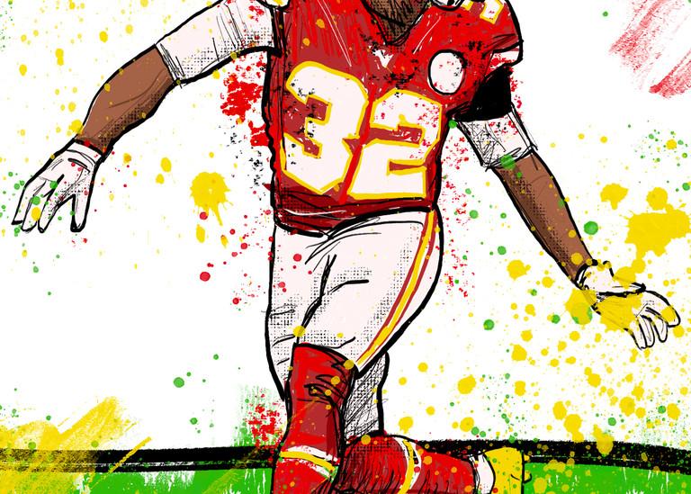 Tyrann Mathieu, Kansas City Chiefs,