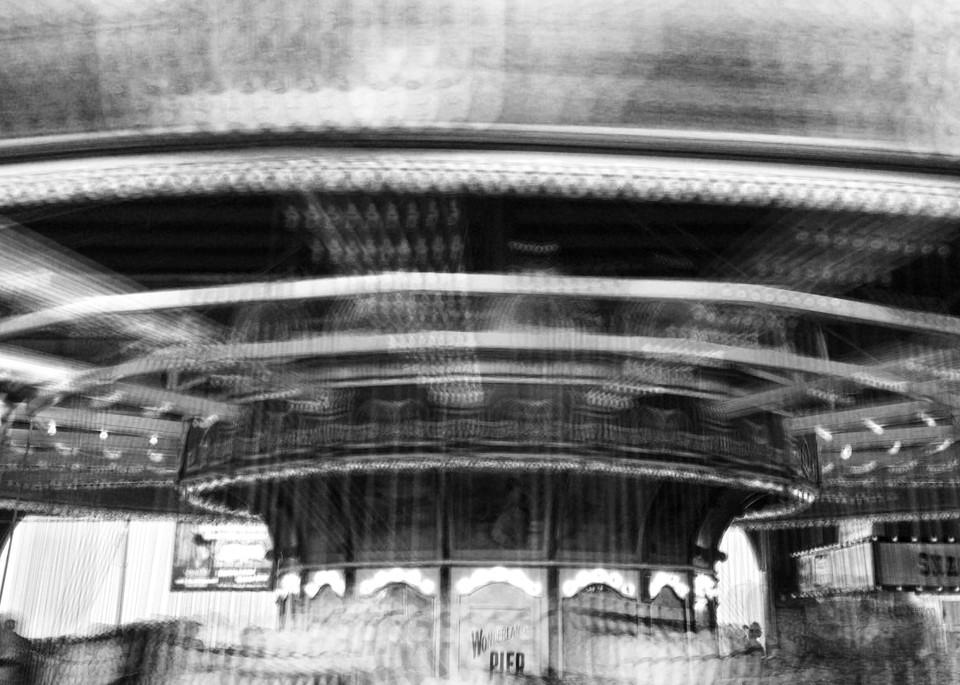 Carousel Photography Art | Roman Coia Photographer