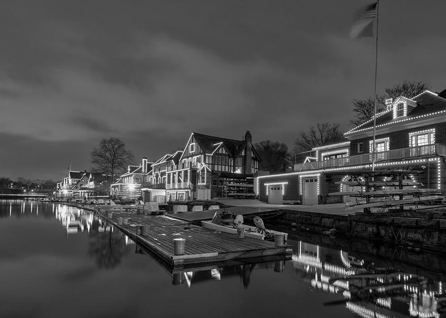 Boathouse Row - Michael Sandy Photography