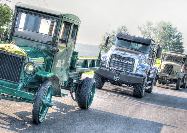 Forever Mack - Mack Trucks - Michael Sandy Photography