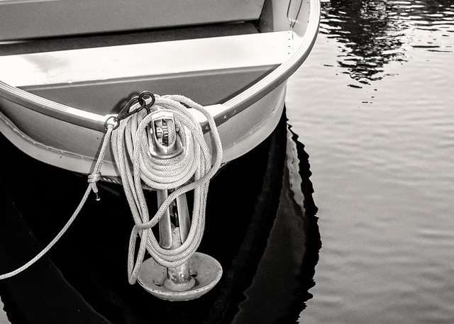 Row Boat by Jeremy Simonson
