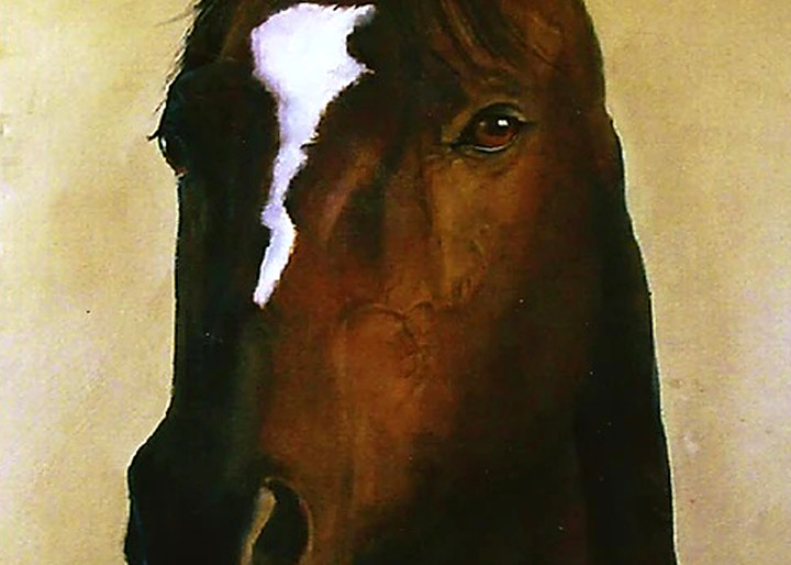 Zenetta , From an Original Oil Painting