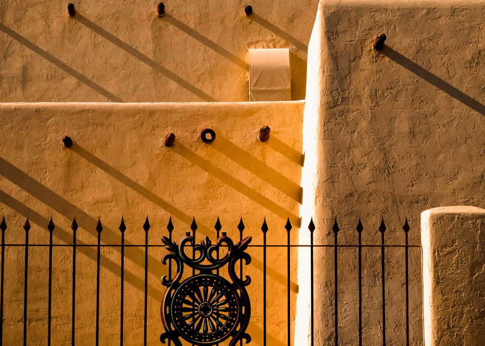 Adobe Fortress | El Paso Art Photography