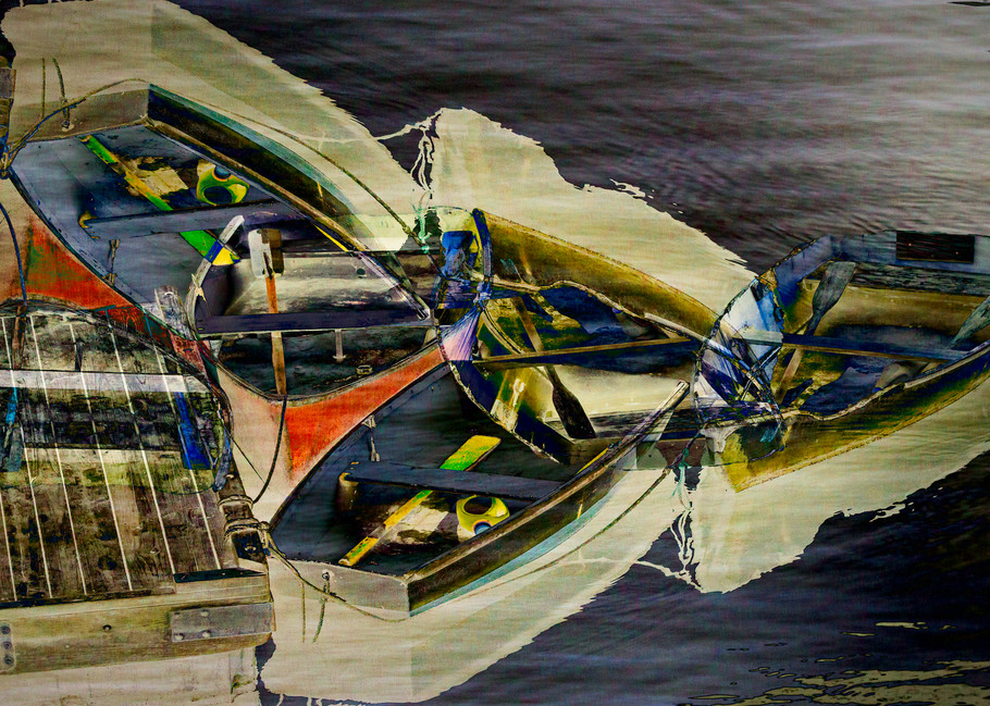 Row Boats Art   Best of Show Gallery