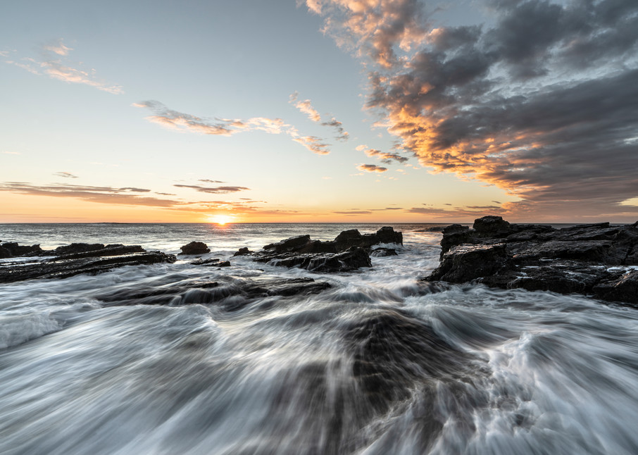 Rushing In Photography Art | Kit Noble Photography