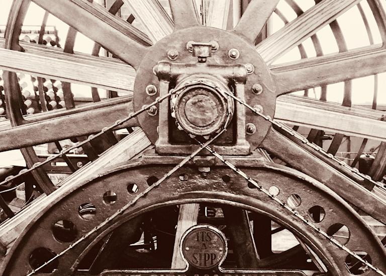 The Sipp Machine Art | Allan Gorman Fine Art