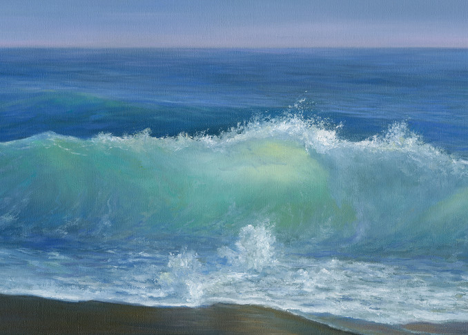 *Radiant Wave Art   Tarryl Fine Art