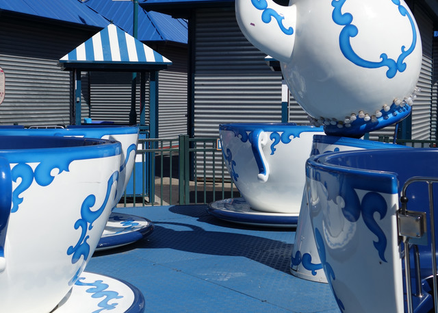 The Tea Cup Ride