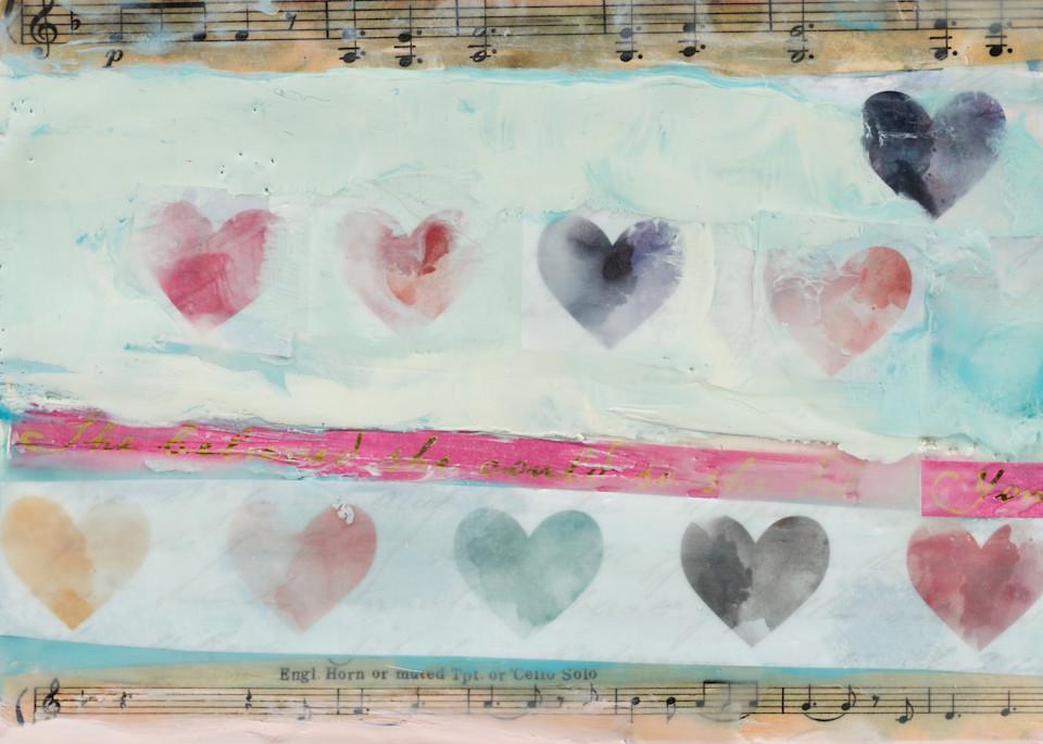 Sweet Devotion   Print  Art   Tracy Lynn Pristas