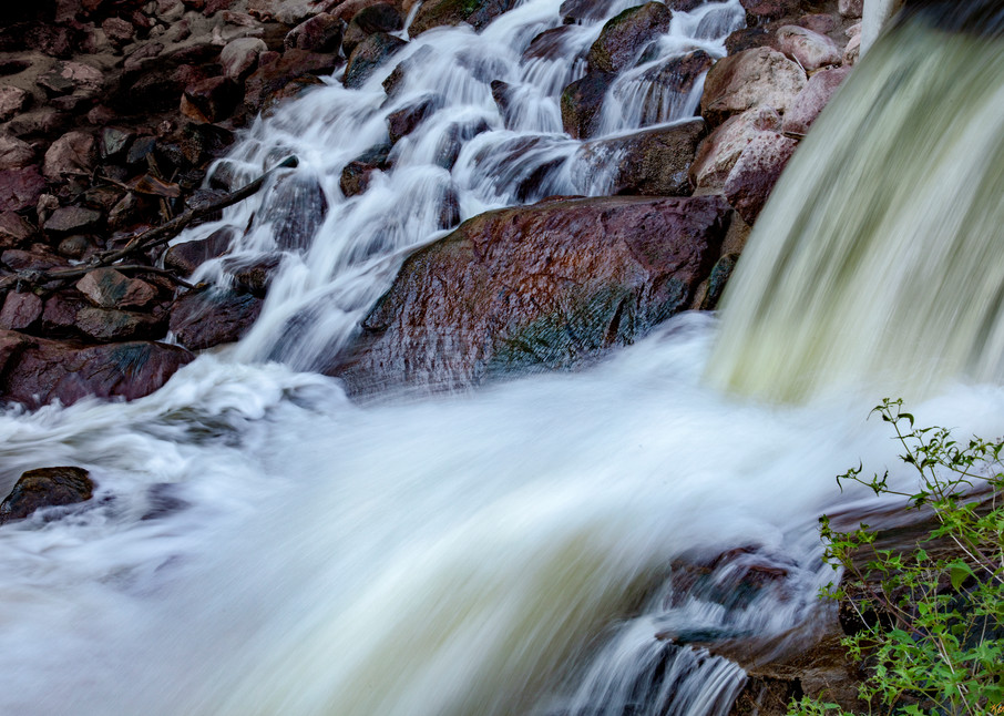 Eldorado Spring Flow  8056 Cb S19  Photography Art | Koral Martin Healthcare Art