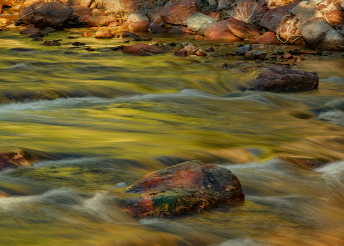 Golden Flow 7971 Pano2   Photography Art | Koral Martin Healthcare Art