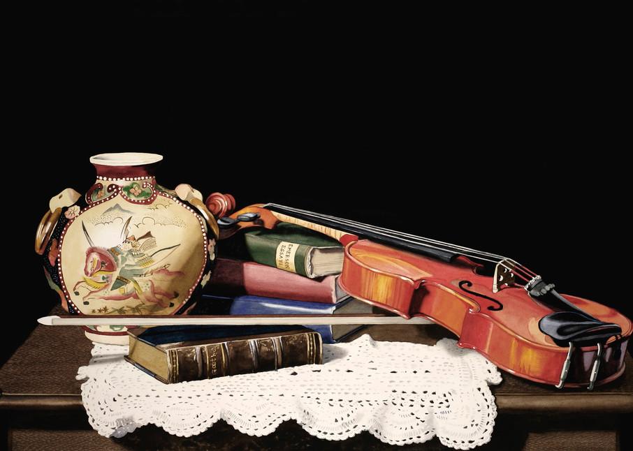 Interlude Art | Gary Curtis Watercolors
