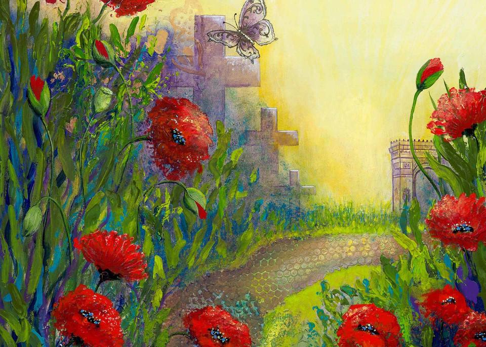 Thru Poppy Fields C