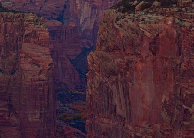 Canyon Moonlight