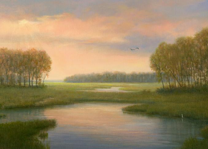 Chincoteague Marsh Art | Tarryl Fine Art