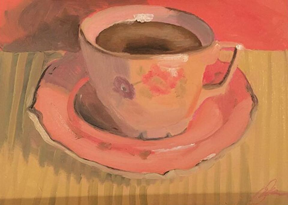 Grandma's China  Art | Scott Dyer Fine Art