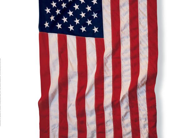 American Revival Star-Spangled Banner Poster