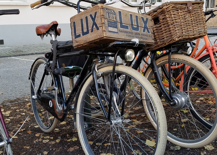 The Bicycle And Lux Photography Art | Photoissimo - Fine Art Photography