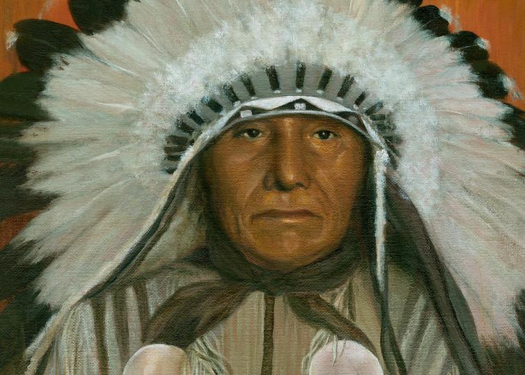 *Chief Bears Arm Art | Tarryl Fine Art