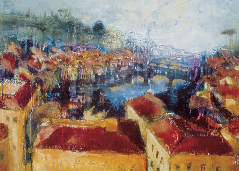 Ponte Vecchio Art   Joan Cox Art