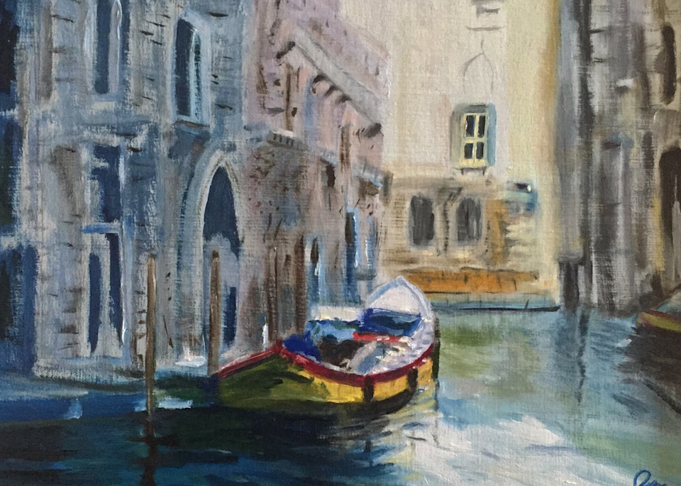 Venetian Waterways Art | Scott Dyer Fine Art