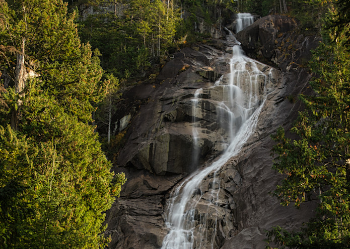 Shannon Falls Bc 2 Photography Art | Leiken Photography