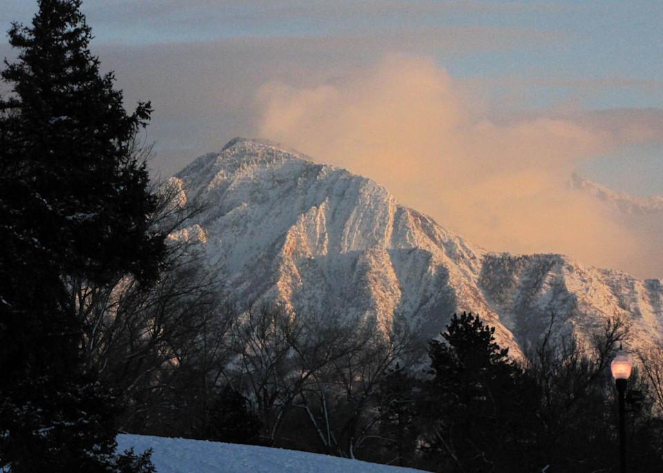 Purple Mountain's Majesty #1 Photography Art | Photoissimo - Fine Art Photography