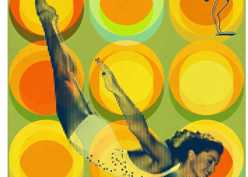 Mid Century Art, Palm Springs Mid Century Art, Mid Century Artist, Pop Art, Pop Artist, Palm Springs Art