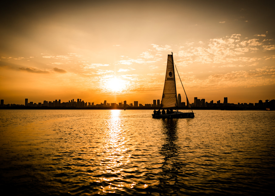 East Lake Sunset