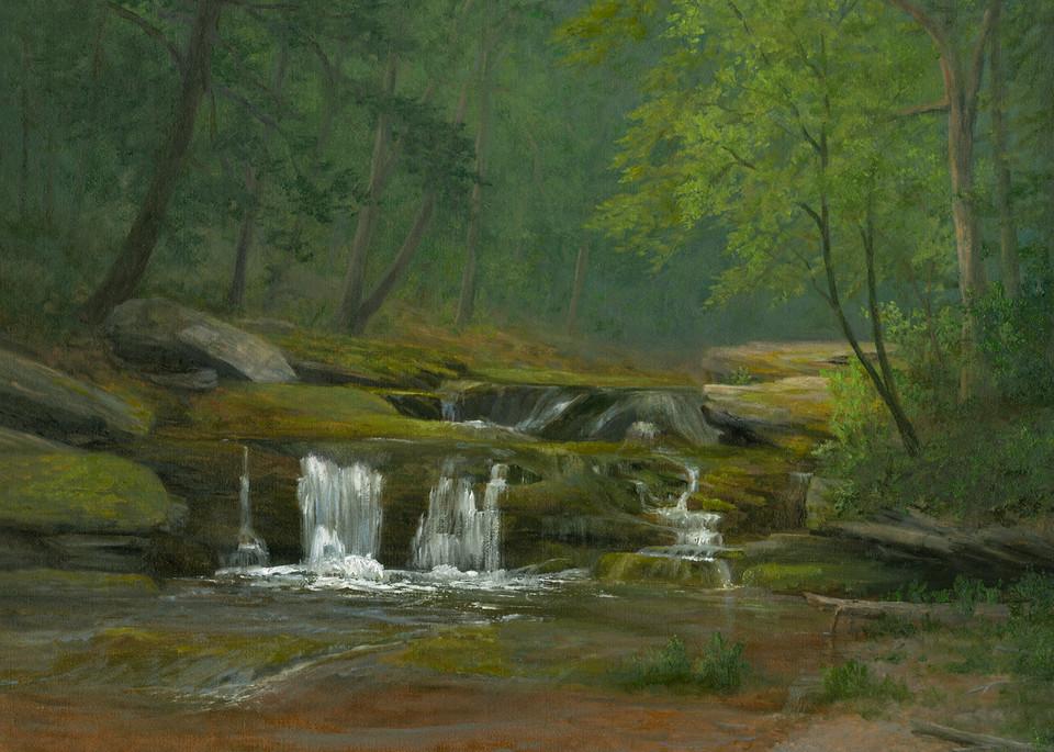*Roaring Kill Falls, Catskills, Ny Art | Tarryl Fine Art