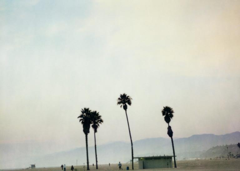 Dusk   Santa Monica Beach Photography Art | Julian Whatley Photography