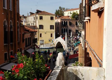 Venice Balcony Photography Art | Photoissimo - Fine Art Photography