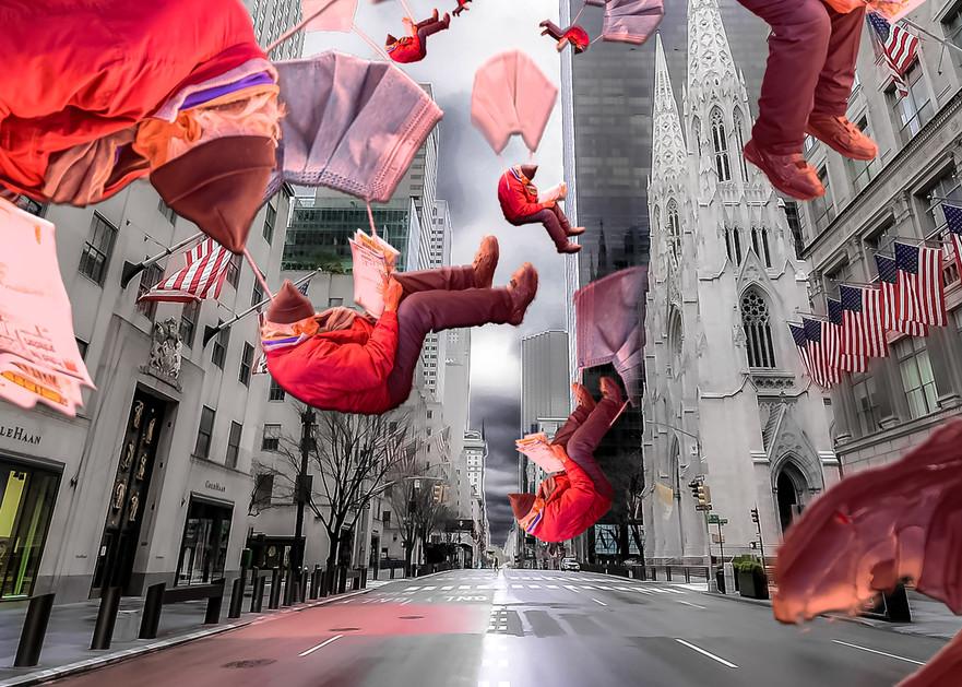 Red Rain Photography Art   Cid Roberts Photography LLC