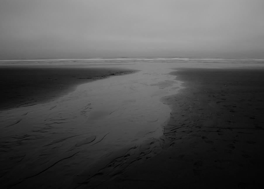 Small Creek, Kalaloch Beach, Washington, 2013
