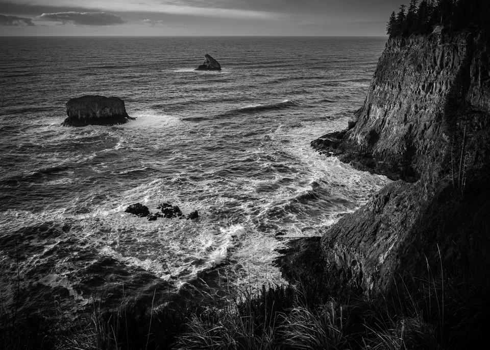 Pacific Ocean, Cape Meares, Oregon, 2020