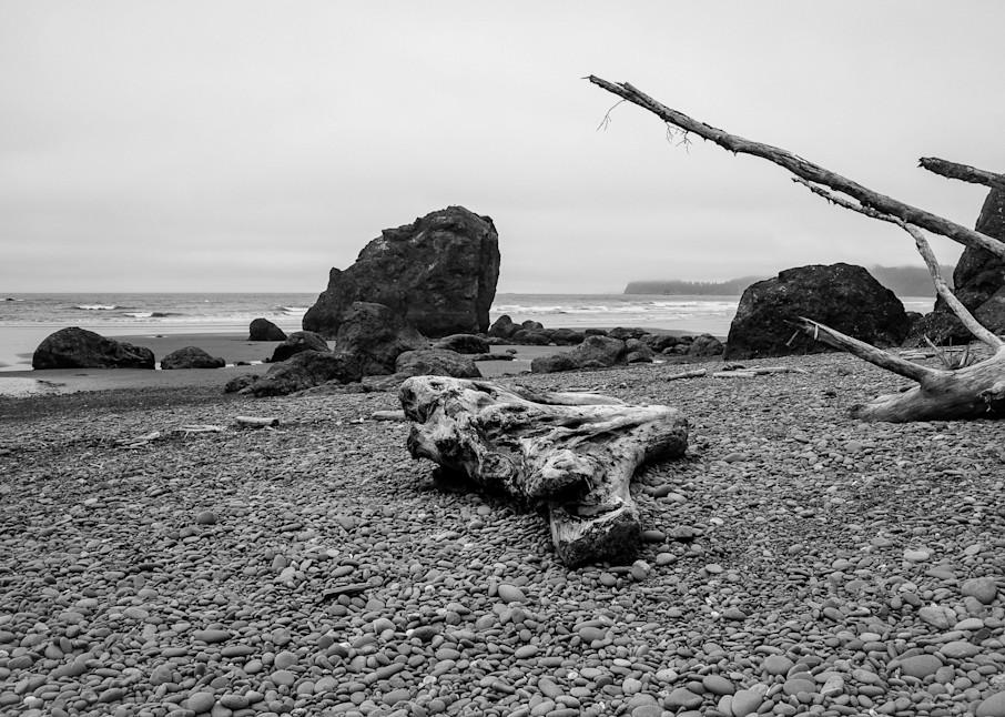 Rocky Shoreline, Ruby Beach, Olympic National Park, Washington, 2013