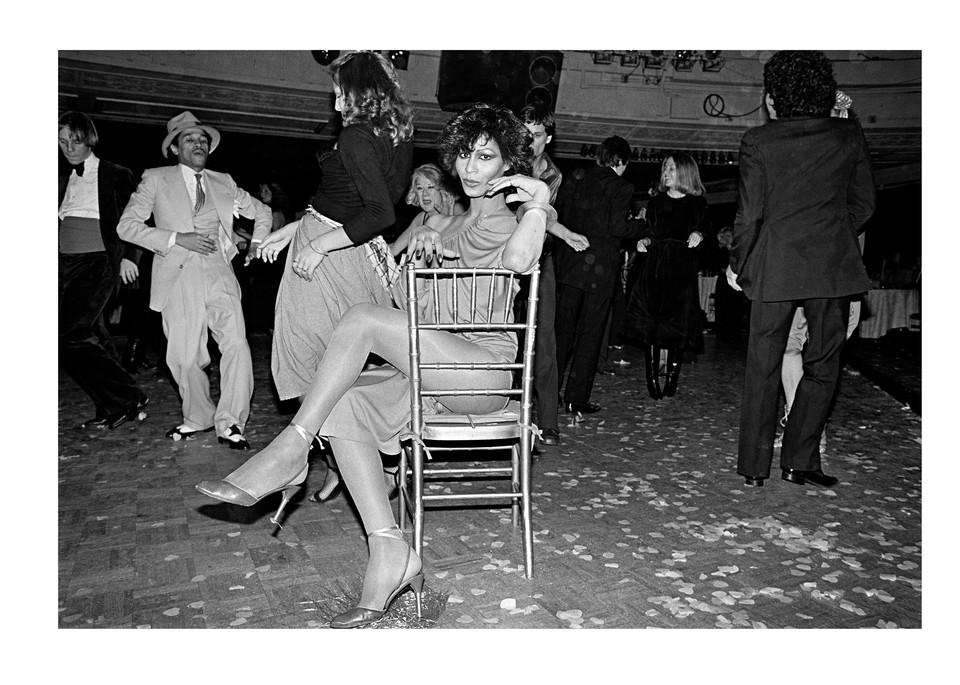 Studio 54, Potassa De La Fayette,1977 Photography Art   Bill Bernstein Fine Art Collection