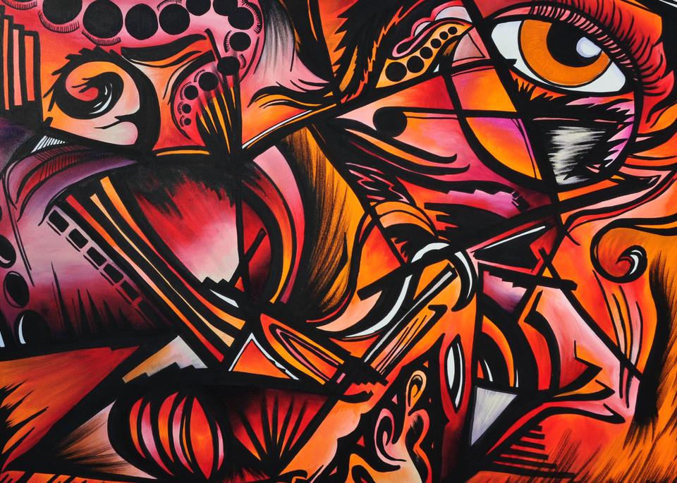 Determination 2  Art | VV Gallery